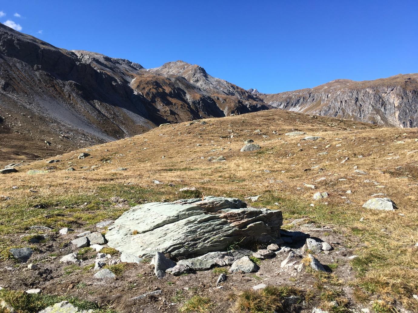 Val d'Uina Oktober 2018